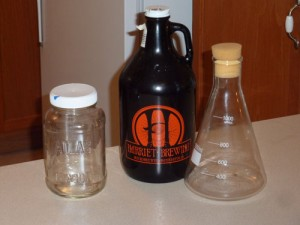 Making a Yeast Starter