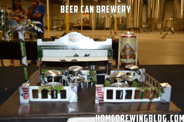 Laura's Beer Can Brewery (also a Fan on our Facebook page) Took 2nd Place.