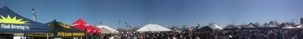 Panorama beer fest