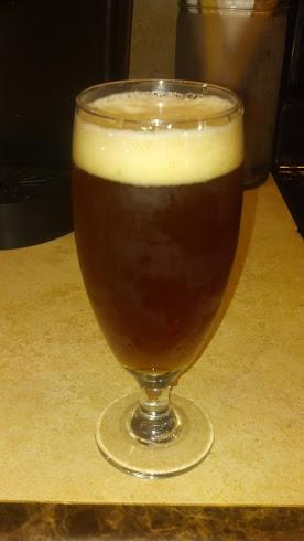 Home Brewed Scottish Ale