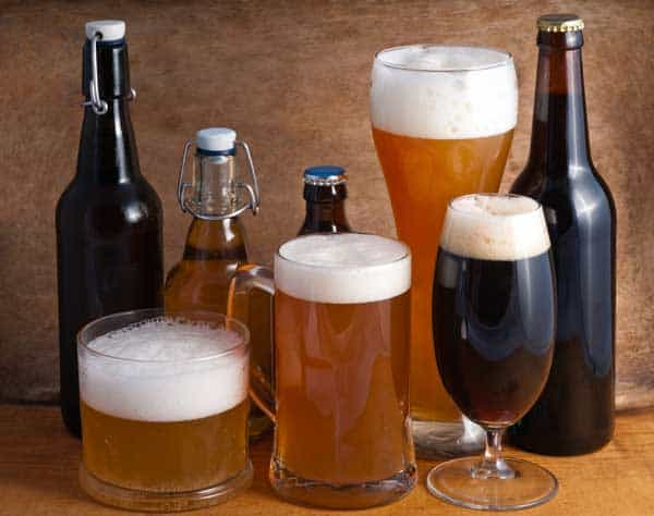Carbonating and Conditioning Bottles