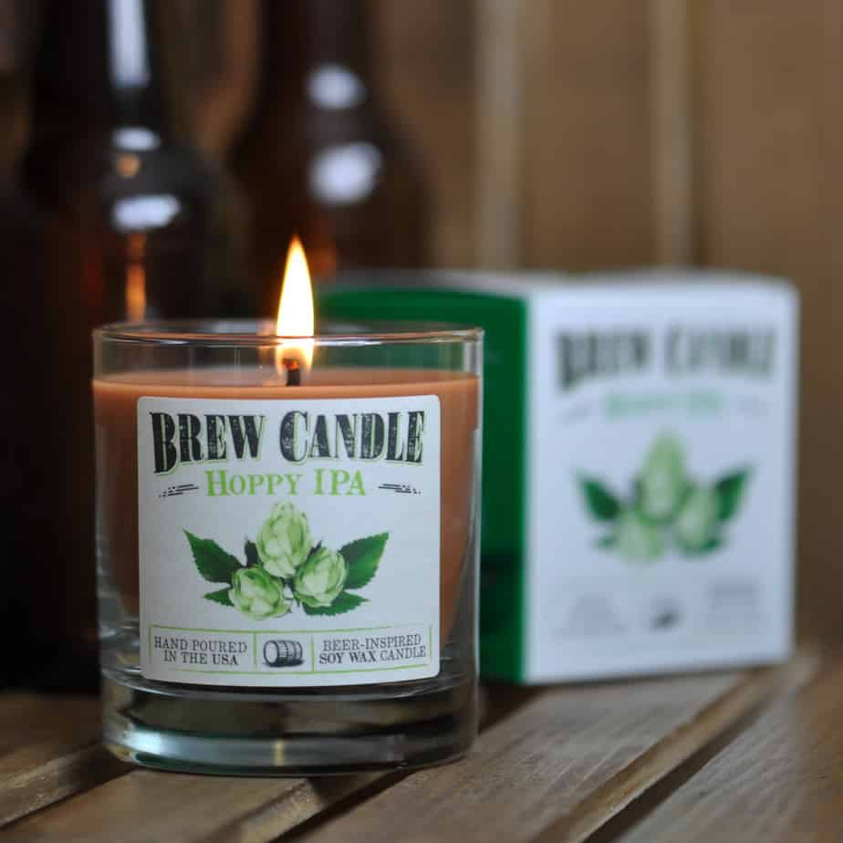 Make Everyday Smell Like Brew Day With Brew Candles