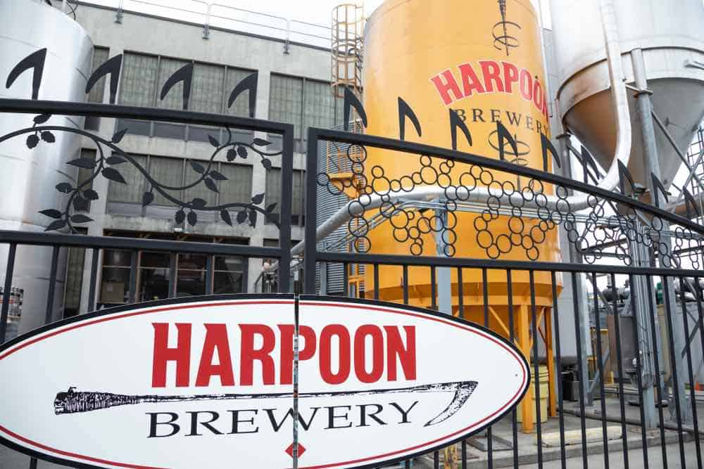 Harpoon Brewery & Beer Hall