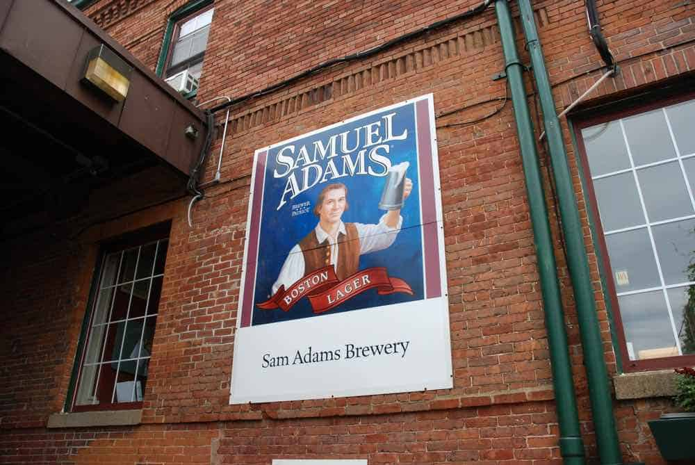 Samuel Adams Brewery - Best Breweries In Massachusetts